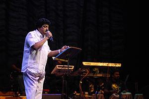 M. G. Sreekumar - Image: MG Sreekumar