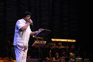 M. G. Sreekumar Indian singer
