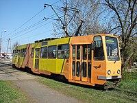 MKT 803N wagon 4 zmodernizowany Ozorków