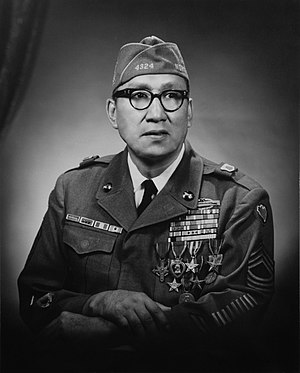 Sisseton Wahpeton Oyate - Woodrow Keeble (1917–1984), Medal of Honor recipient