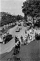 Maastricht, Amerikaanse militairen op de Statensingel, 1944.jpg