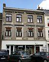maastricht - rijksmonument 26919 - brusselsestraat 124 20100821