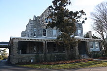 Machen Hall, Westminster Theological Seminary, Glenside PA 01.JPG