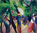 Macke, August - Promenade - Google Art Project.jpg