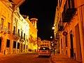 Mahon Minorca center at night I - panoramio.jpg