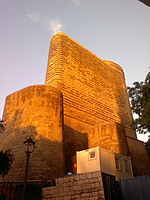 Maiden Tower in Baku 2.jpg