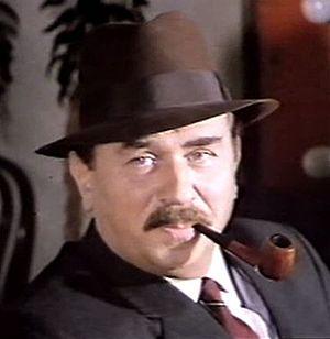 Gino Cervi - Gino Cervi as Maigret (1967).