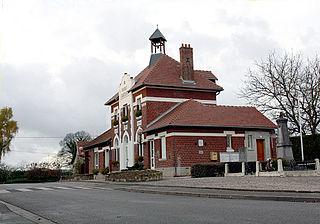Abbécourt Commune in Hauts-de-France, France