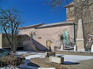 Saint-Trinit Commune in Provence-Alpes-Côte dAzur, France