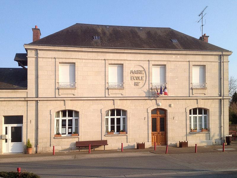 Mairie de Venizel (02)