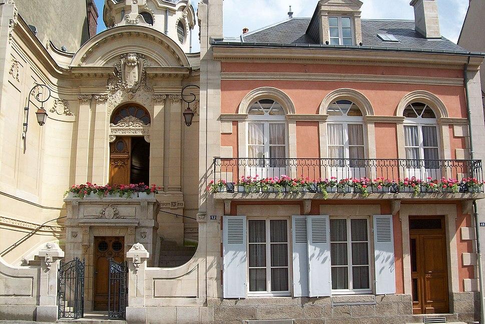 Maison natale de Sainte Thérèse, maison de Louis et Zélie Martin
