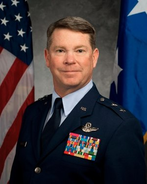 Texas State Guard - Major General John F. Nichols Texas Adjutant General.