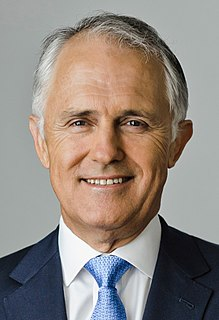 Malcolm Turnbull 29th Prime Minister of Australia
