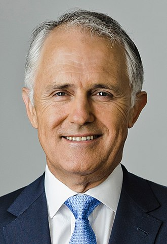 2018 Liberal Party of Australia leadership spills - Malcolm Turnbull