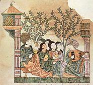 Maler der Geschichte von Bayâd und Riyâd 002