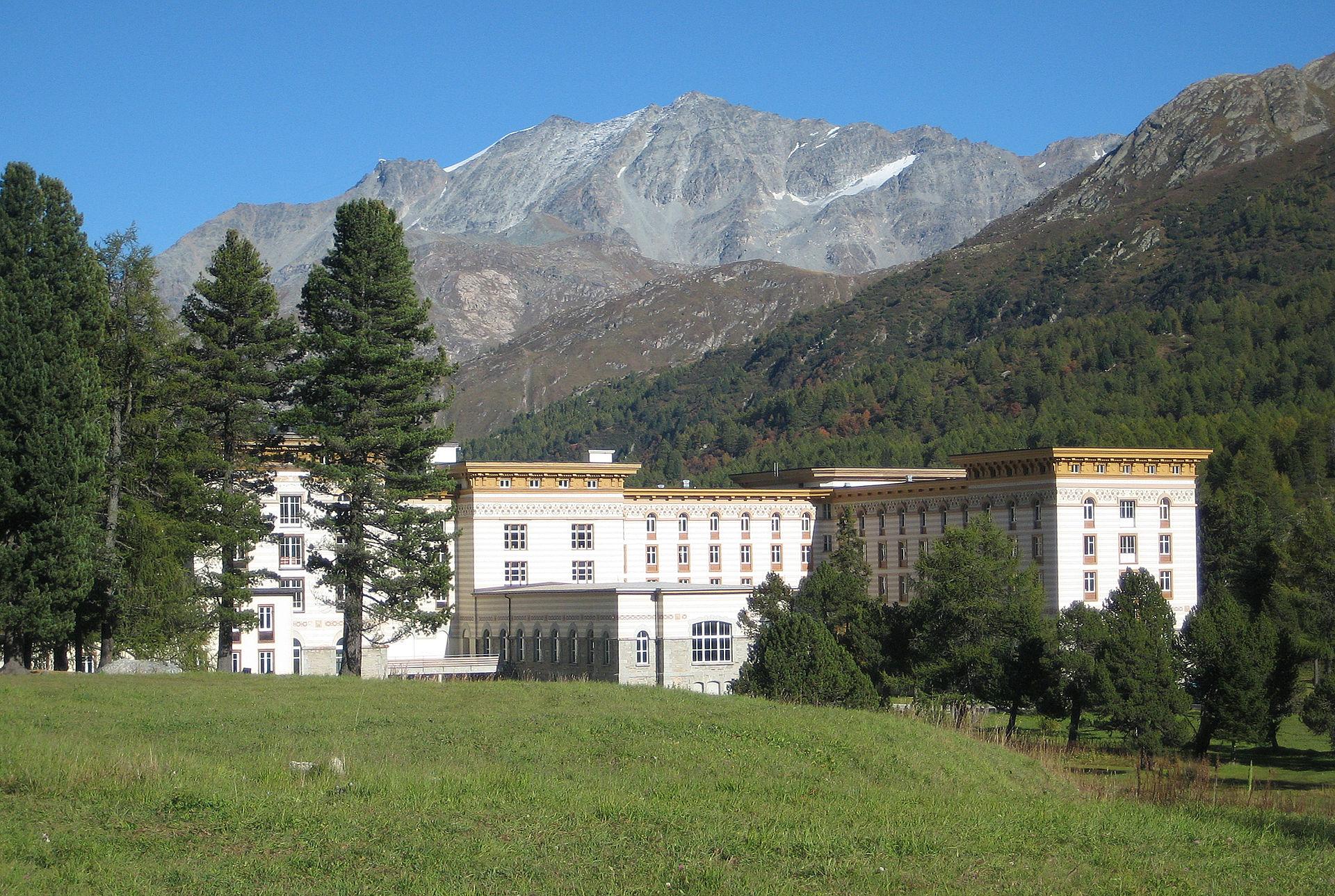 Hotel Palace Maloja