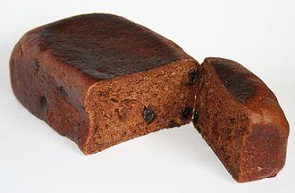 Malt loaf - Image: Malt loaf