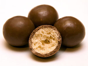 The Cross Section of a Maltesers