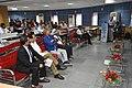 Manebendra Bhattacharyya Delivering Lecture - Quality Sportsperson - SPORTSMEDCON 2019 - SSKM Hospital - Kolkata 2019-03-17 3117.JPG