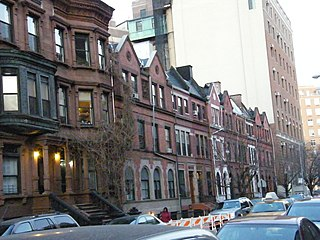 Manhattan Avenue-West 120th-123rd Streets Historic District