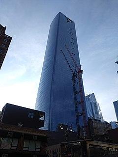 Manhattan West building complex in New York City