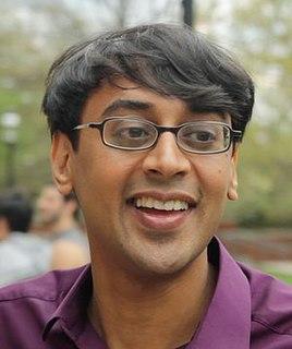 Manjul Bhargava Canadian-American mathematician