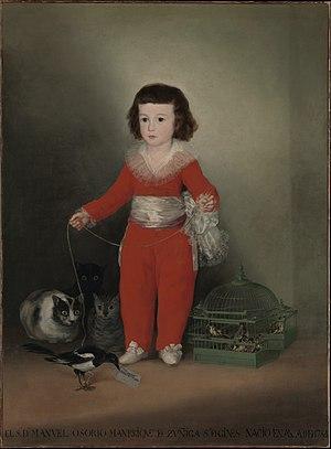Manuel Osorio Manrique de Zúñiga - Image: Manuel Osorio Manrique de Zuñiga (1784–1792) MET DP287624