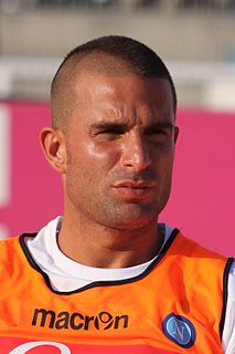 Manuele Blasi Italian former footballer