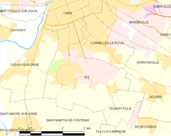 Map commune FR insee code 14341.png