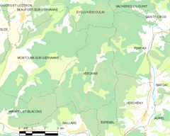 Map commune FR insee code 26371.png