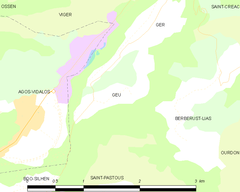 Map commune FR insee code 65201.png