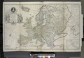 Map of Europe according to the newest and most exact observations ... NYPL1630431.tiff