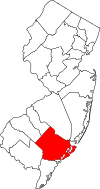 Map of New Jersey highlighting Atlantic County.svg