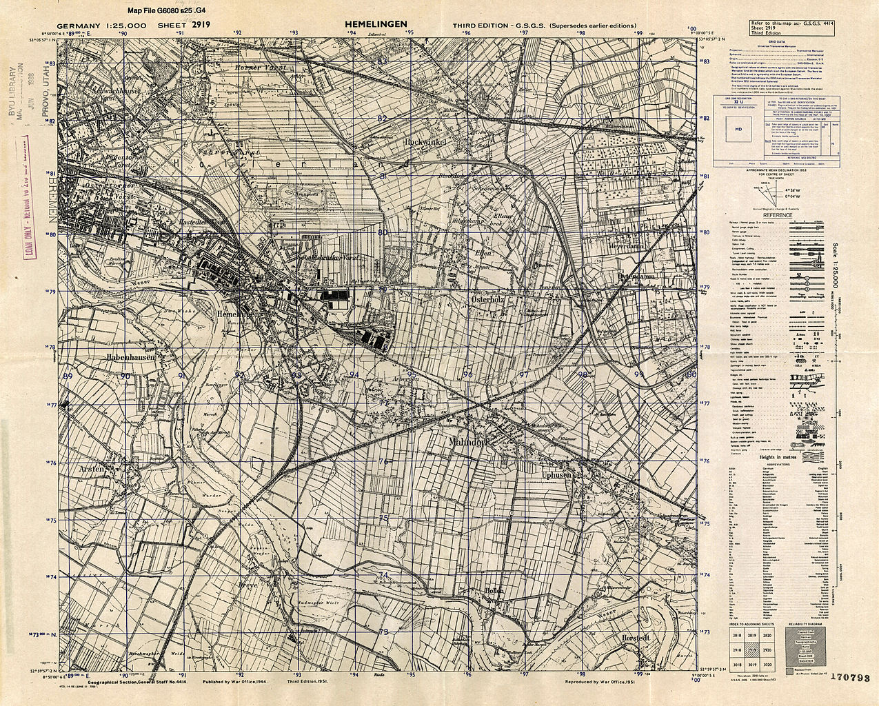 Filemap of pre world war ii germany tk25 hemelingen 2919g filemap of pre world war ii germany tk25 hemelingen 2919g gumiabroncs Image collections