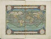 Typus Orbis Terrarum 1608?