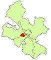 Mapa Distrito Oliver-Valdefierro (Zaragoza).PNG
