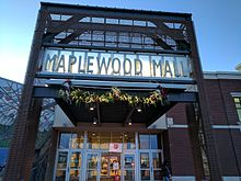 Maplewood Mall Front Sign 2016.jpg