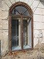 Maršovice (okres Benešov), detail okna.JPG