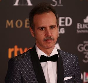 Marc Crehuet at Premios Goya 2017 (cropped).jpg