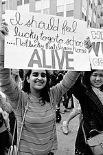 March for Our Lives 24 March 2018 in Atlanta, Georgia - Come Home Alive.jpg