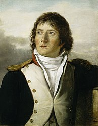 Georges Rouget: Laurent Gouvion Saint-Cyr, later Marshal and Marquis of Empire