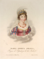 Maria Josepha of Saxony Queen of Spain, engraving.png