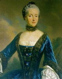 Portrét Marie Josefy Bavorské
