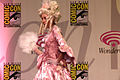 Marie Antoinette cosplayer at WonderCon 2010 Masquerade 1.JPG