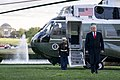 Marine One Arrives at the South Lawn (47569520682).jpg