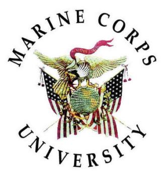 Marine Corps University - Image: Marine corps university
