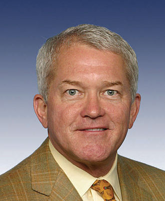2006 Republican Party scandals - Image: Mark Foley, official 109th Congress photo