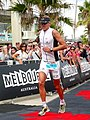 Marko Albert at the 2012 Melbourne Ironman (aspect ratio-optimized crop).jpg