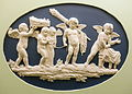 Marriage of Cupid and Psyche - Wedgwood, c. 1773 - Brooklyn Museum - DSC09008.JPG