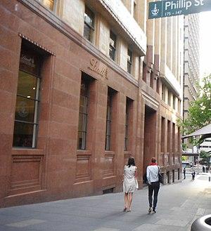 2014 Sydney hostage crisis - Lindt Chocolate Café in Martin Place, Sydney